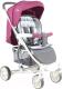 Детская прогулочная коляска Lorelli S300 Rose&Grey Cities (10020841749) -