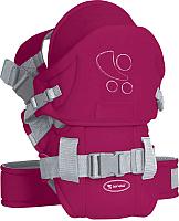 Эрго-рюкзак Lorelli Traveller Comfort Red (10010070004) -