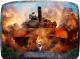 Коврик для мыши Dialog PGK-20 Tank -