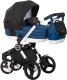 Детская универсальная коляска Riko Expero 2 в 1 (04/denim) -
