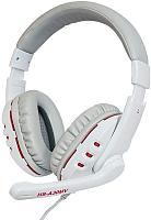 Наушники-гарнитура Dialog Aria HS-A30MV (белый) -
