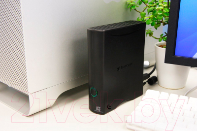 Внешний жесткий диск Transcend StoreJet 35T3 3TB (TS3TSJ35T3)