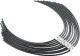 Леска для тримера Bosch AFS 23-37 (F.016.800.431) -