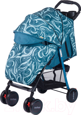 Детская прогулочная коляска Babyhit Simpy (Blue)