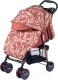 Детская прогулочная коляска Babyhit Simpy (Brown) -