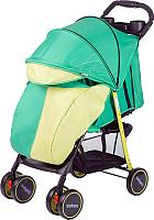 Детская прогулочная коляска Babyhit Simpy (Green) -