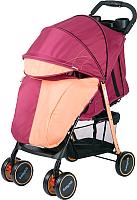 Детская прогулочная коляска Babyhit Simpy (Orange Wine) -