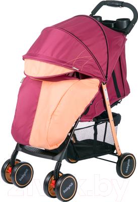 Детская прогулочная коляска Babyhit Simpy (Orange Wine)