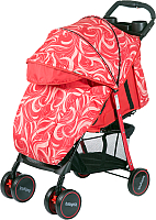 Детская прогулочная коляска Babyhit Simpy (Red) -
