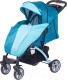 Детская прогулочная коляска Babyhit Tetra (Cyan) -