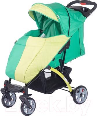 Детская прогулочная коляска Babyhit Tetra (Green)