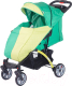 Детская прогулочная коляска Babyhit Tetra (Green) -