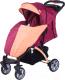 Детская прогулочная коляска Babyhit Tetra (Orange Wine) -