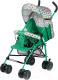 Детская прогулочная коляска Babyhit Dandy (Green) -