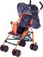 Детская прогулочная коляска Babyhit Dandy (Orange) -