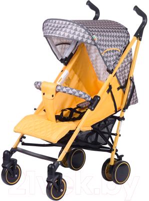 Детская прогулочная коляска Babyhit Handy (Yellow/Grey)