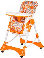 Стульчик для кормления Babyhit Fancy (Orange) -
