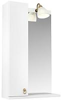 Шкаф с зеркалом для ванной Triton Реймс 50 (014.42.0500.101.03.01.L) -