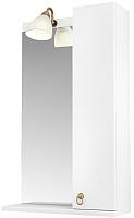 Шкаф с зеркалом для ванной Triton Реймс 50 (014.42.0500.101.03.01.R) -