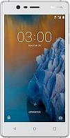 Смартфон Nokia 3 / TA-1032 (белый) -