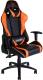 Кресло офисное ThunderX3 TGC15-BO (оранжевый/черный) -