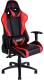 Кресло офисное ThunderX3 TGC15-BR (красный/черный) -