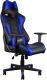 Кресло офисное ThunderX3 TGC22-BB (синий/черный) -