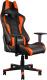 Кресло офисное ThunderX3 TGC22-BO (оранжевый/черный) -