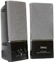 Мультимедиа акустика Dialog Melody AM-11B (черный) -