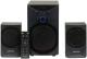 Мультимедиа акустика Nakatomi GS-25 (черный) -