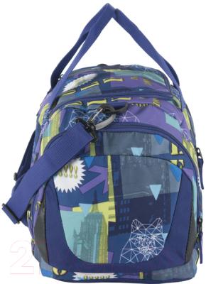 Спортивная сумка Paso 17-019UE