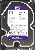Жесткий диск Western Digital 3TB Purple (WD30PURZ) -