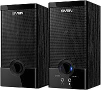 Мультимедиа акустика Sven SPS-603 (черный) -