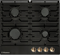 Газовая варочная панель Hansa BHGA61059 -