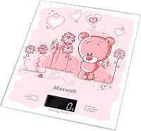 Кухонные весы Maxwell MW-1473B -