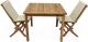 Комплект садовой мебели Sundays TGF-007/001FC -