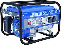 Бензиновый генератор Mikkeli GX3000 -