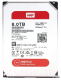 Жесткий диск Western Digital WD80EFZX Red -
