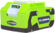 Аккумулятор для электроинструмента Greenworks G24B4 (29807) -