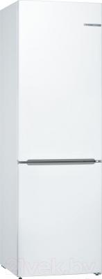 Холодильник с морозильником Bosch KGV36XW21R