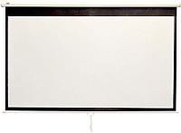 Проекционный экран Classic Solution Norma 274x274 (W 266x150/9 MW-M4/W ED) -