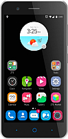 Смартфон ZTE Blade A510 (серый) -