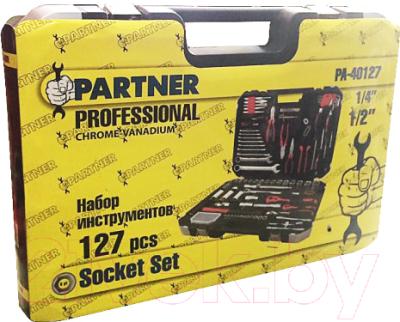 Универсальный набор инструментов Partner PA-40127