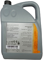 Моторное масло Mercedes PKW Motorenol 229.3 5W40 / A0009898201AAA4 (5л) -