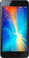 Смартфон BQ Strike LTE BQ-5044 (темно-серый) -
