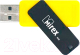Usb flash накопитель Mirex City Yellow 4GB (13600-FMUCYL04) -