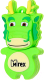 Usb flash накопитель Mirex Dragon Green 4GB (13600-KIDGDR04) -