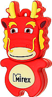 Usb flash накопитель Mirex Dragon Red 4GB (13600-KIDDAR04) -