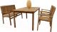 Комплект садовой мебели Sundays TGF-165/087/150 -