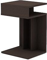 Журнальный столик 3Dom МФ301 (венге) -